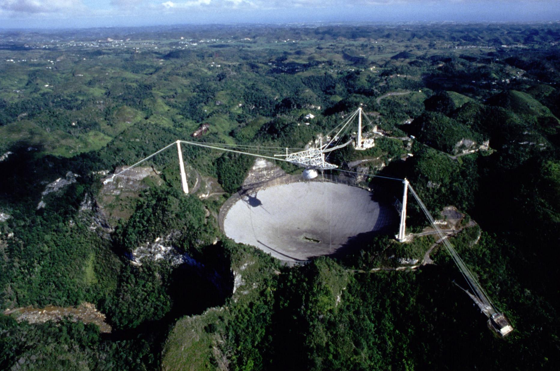 Arecibo - Tô no Cosmos