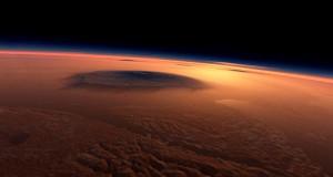 Atmosfera Marte - Tô no Cosmos