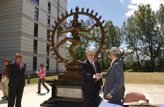 CERN_SHIVA - Tô no Cosmos