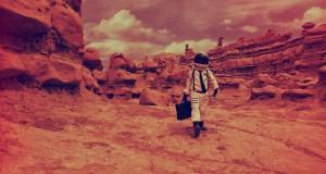 Homem em Marte -  Tô no Cosmos
