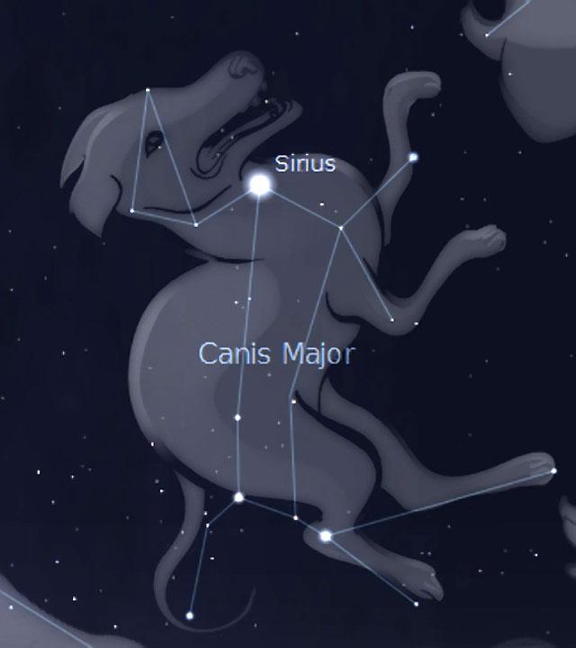 Sirius-Cão Maior - Tô no Cosmos