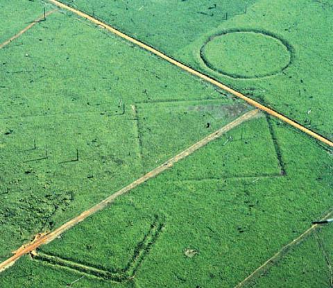Misteriosas Piramides na Floresta Amazonica