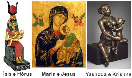 Horus, Jesus, Krishna - To no Cosmos