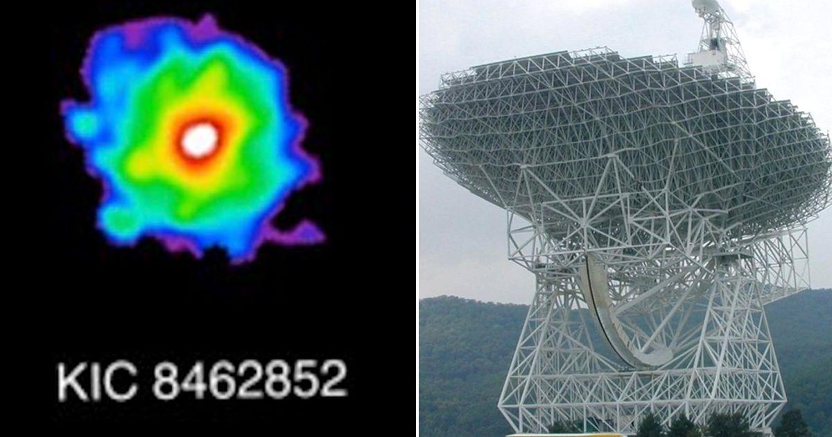 KIC-8462852 - To no Cosmos