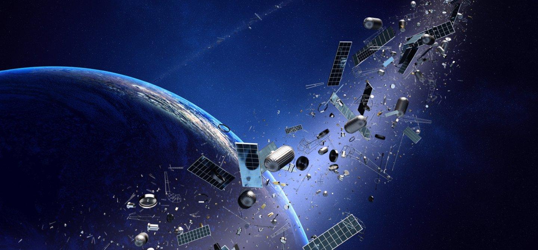 Lixo Espacial - To no COsmos