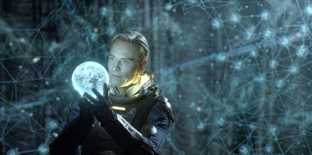 Prometheus 2012 - Tô no Cosmos