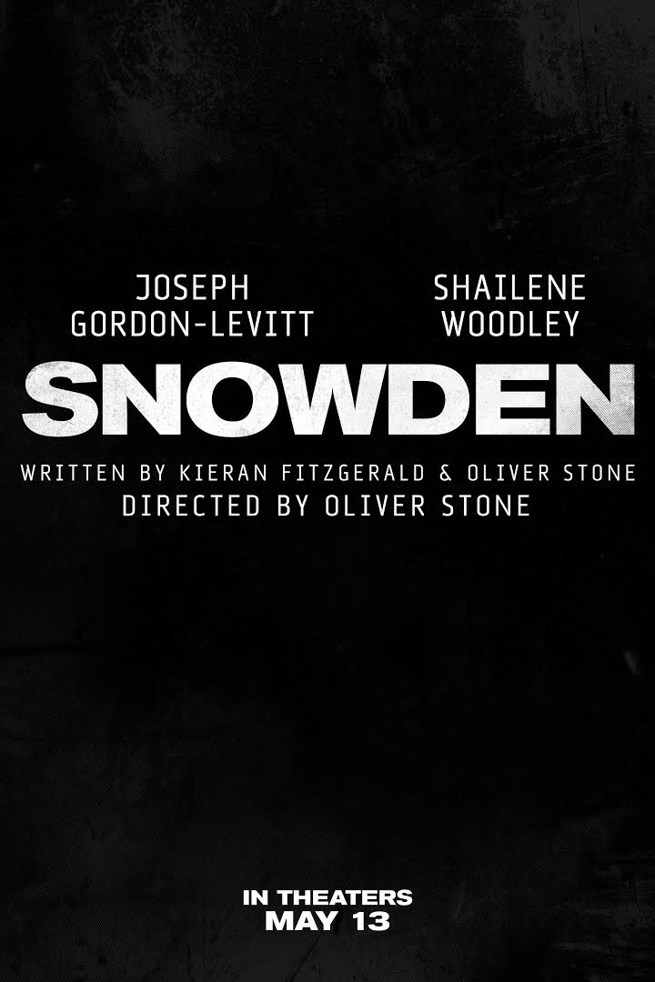 Snowden filme - To no Cosmos