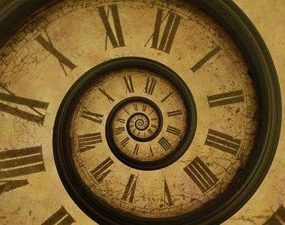 Tempo espiral - To no Cosmos