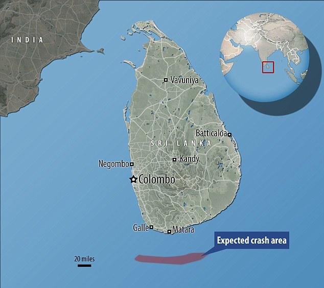 WTF1190F Sri Lanka - To no Cosmos