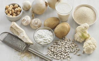 alimentos brancos - to no cosmos