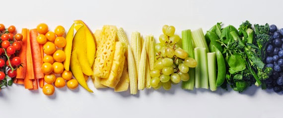 are all fruits healthy yellow fruits