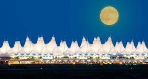 Denver International Airport - To no Cosmos