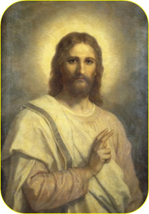 Jesus - To no Cosmos