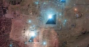 Piramides e Orion - To no Cosmos