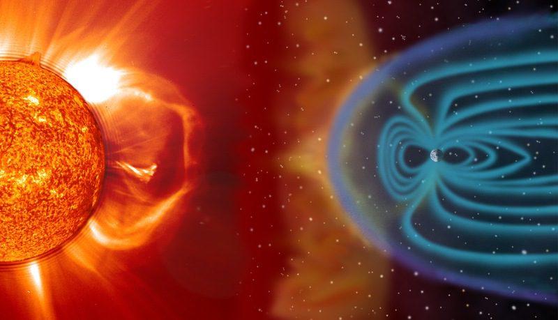 Resultado de imagem para TEMPESTADE SOLAR
