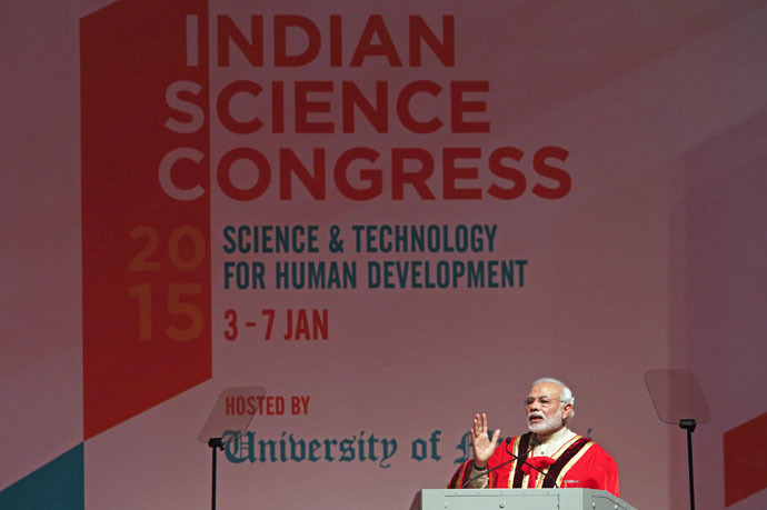 congresso india - To no Cosmos