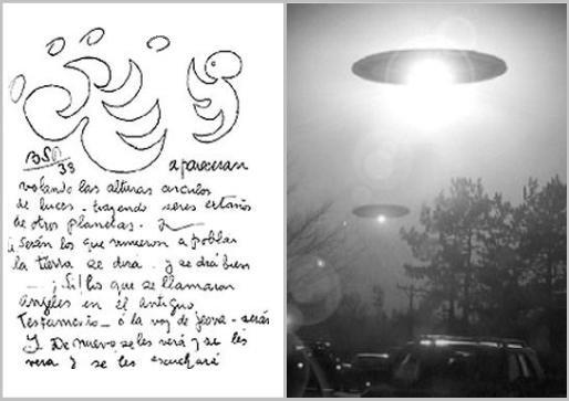parravicini contactado argentino - To no Cosmos