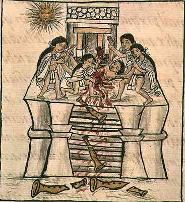 sacrificio inca - To no Cosmos