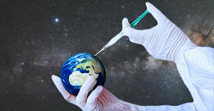 Injeção Terra - To no Cosmos