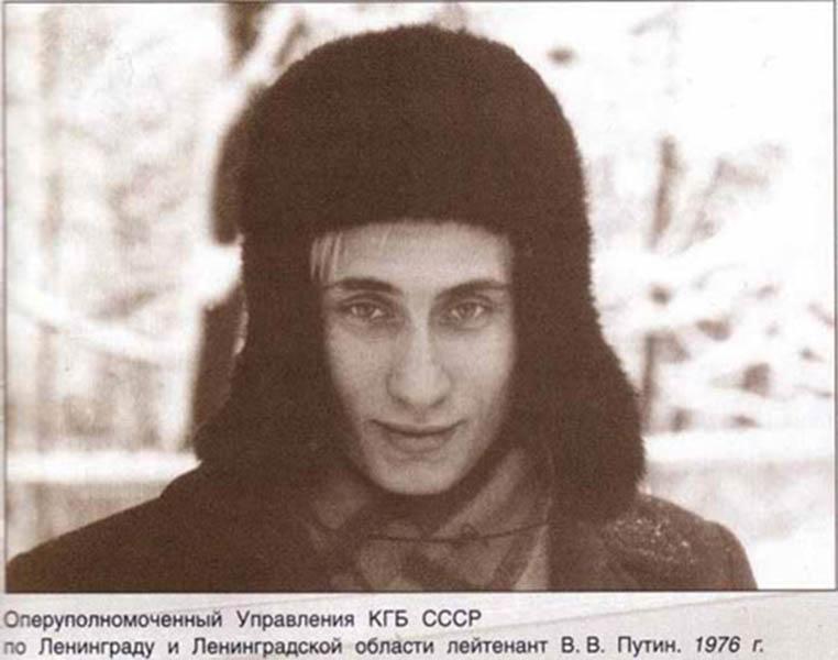 Putin KGB - To no Cosmos