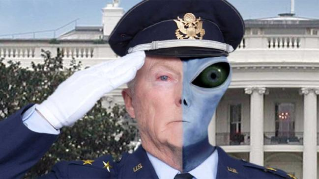 alien militar - To no Cosmos