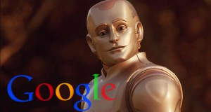 google robô - To no Cosmos