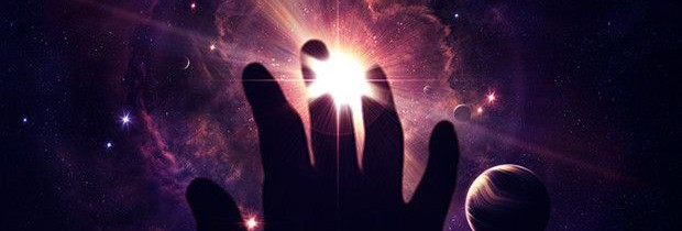 maos universo - To no Cosmos