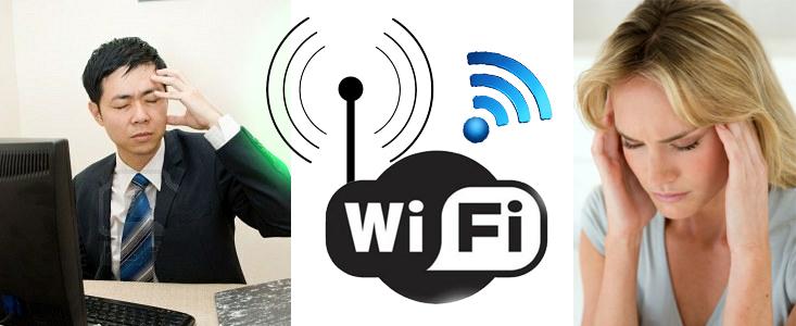 wifi ondas - To no Cosmos