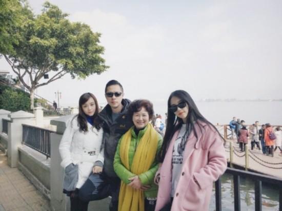 familia chinesa 6 - To no Cosmos