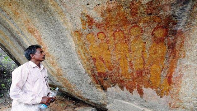 ets rupestre india - To no Cosmos