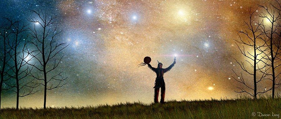 indio estrelas - To no Cosmos