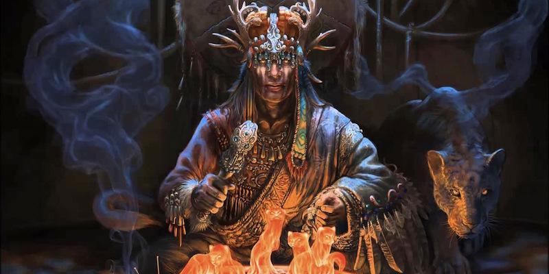 shaman-tonocosmos