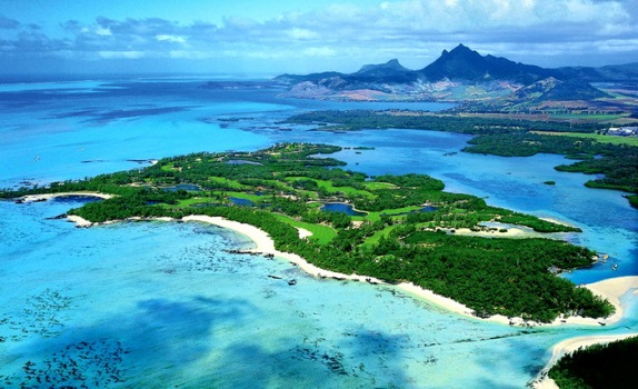 Golf - Aerial View