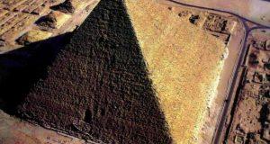 A Pirâmide de Quéops é a mais importante construção da antiguidade