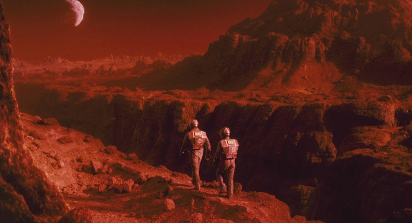 Astronautas em Marte - Tô no Cosmos