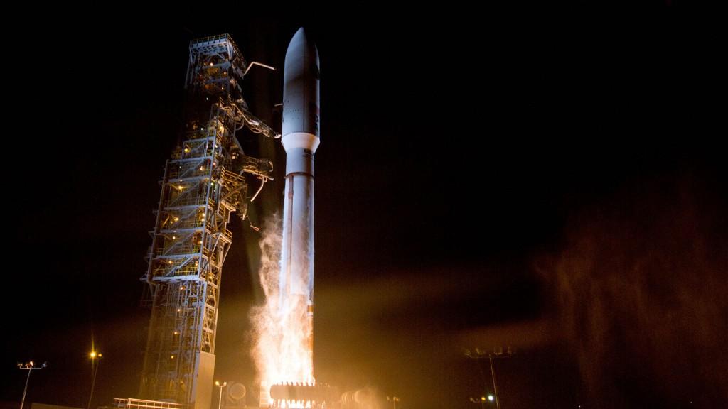 Atlas V - Tô no Cosmos