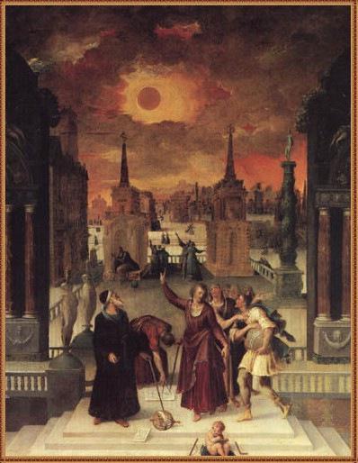 Eclipse - Tô no Cosmos