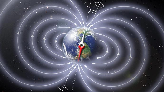 Inversão dos Polos - Tô no Cosmos
