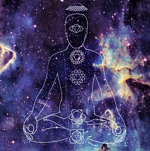Meditação Chracras - Tô no Cosmos
