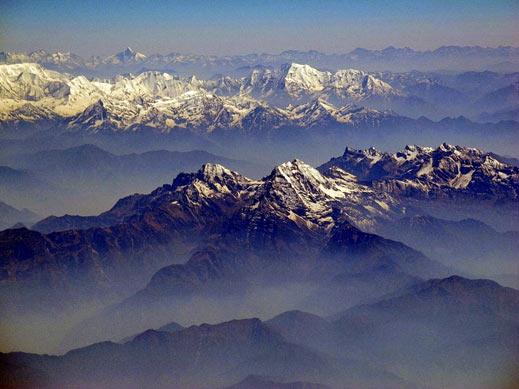 Montanhas-Himalaias - Tô no Cosmos