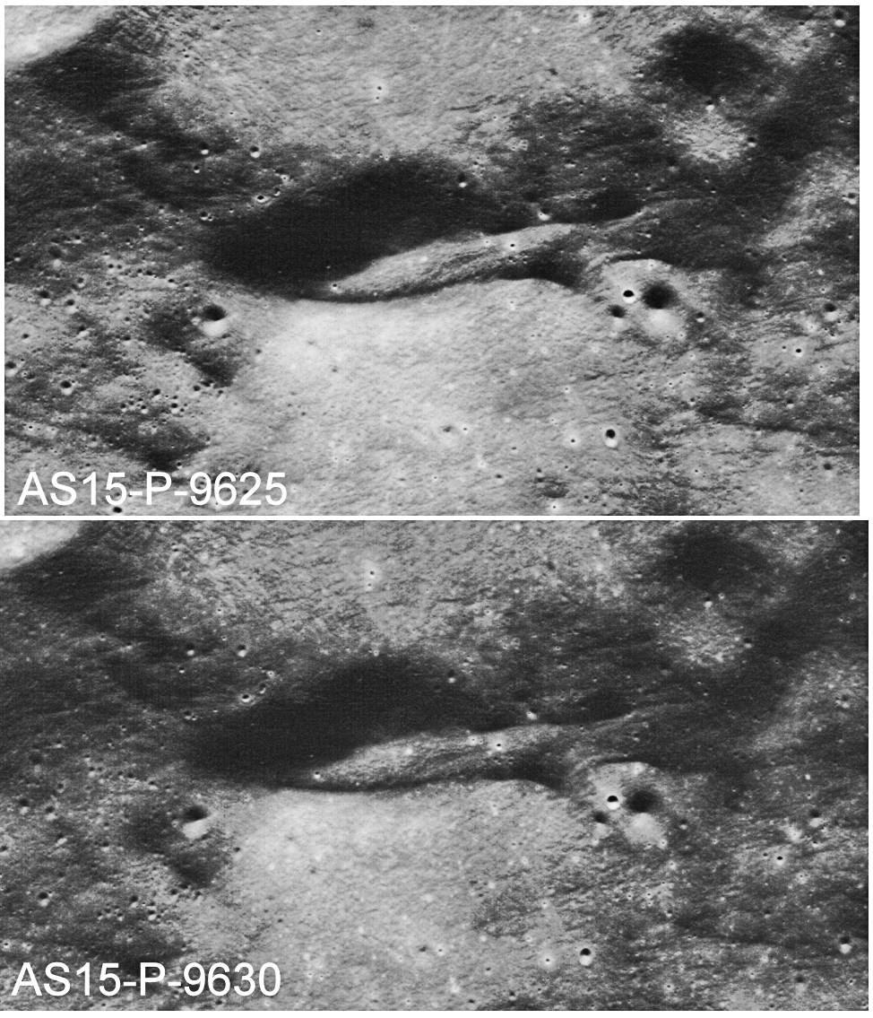 AS15-P-9625 - To no Cosmos