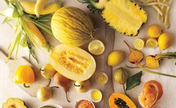 Alimentos Amarelos - To no Cosmos