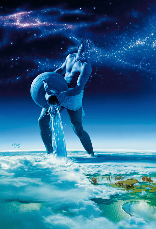 Era de Aquario - To no Cosmos
