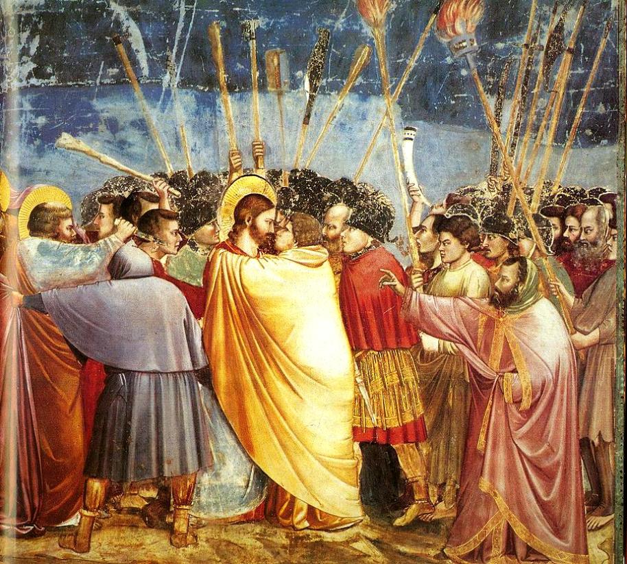 Jesus e Judas - to no cosmos