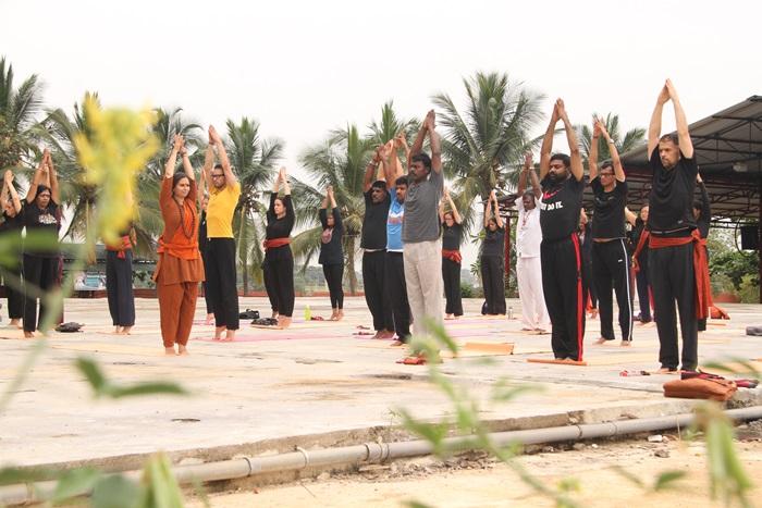 Yoga Curso - To no Cosmos