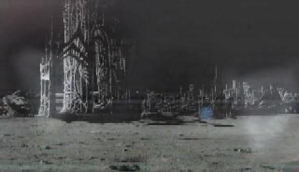cidade lunar - To no Cosmos
