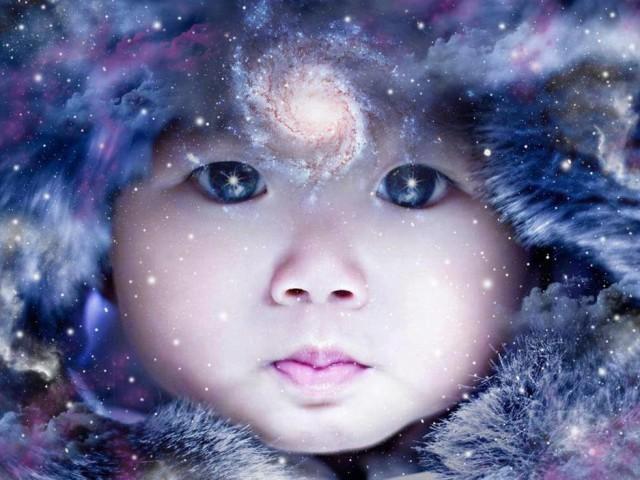 indigo universo - To no Cosmos
