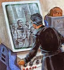 maquina do tempo vaticano - To no Cosmos