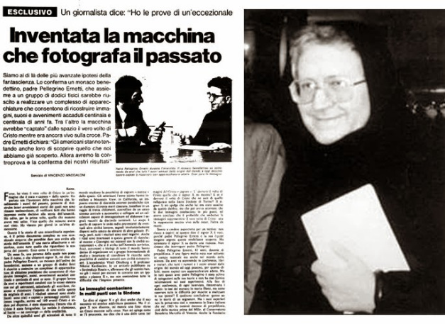 revista italiana - To no Cosmos