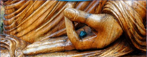 Mudra Sedona Buda - To no Cosmos